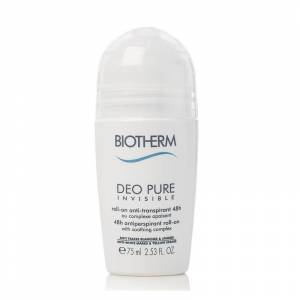 Biotherm Deo Pure Invisible 48h Roll-On 75 ml Deodorant