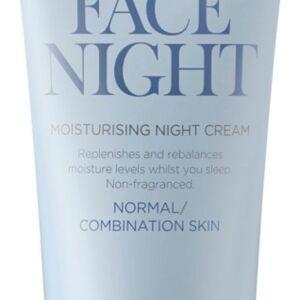 ACO Face Moisturising Night Cream Parfymfri Nattkräm 50 ml