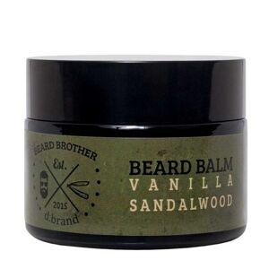 Brother Beard Brother x d.brand Beard Brother x d.Brand Beard Balm Vanilla & Sandalwood 50 ml