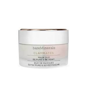 bareMinerals Double Duty Clay Mask Duo: Purify & Hydrate