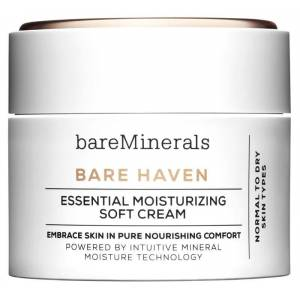 bareMinerals Bare Haven Essential Moisturizing Soft Cream (50g)