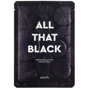 Skin79 Köp All That Black Mask,  Skin79 Ansiktsmask fraktfritt