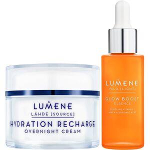 Lumene Köp Skin Care Duo, All Skin Types Lumene Hudvård fraktfritt