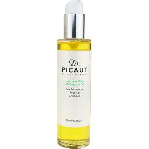 M Picaut Swedish Skincare Köp M Picaut Goodness Glow All Over Dry Oil, 150ml M Picaut Swedish Skincare Hudserum & Kroppsolja fraktfritt