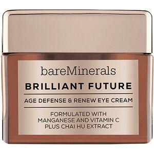 bareMinerals Köp bareMinerals Brilliant Future Age Defense and Renew Eye Cream,  15g bareMinerals Ögonkräm fraktfritt