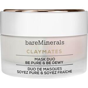 bareMinerals Köp bareMinerals ClayMates Be Pure & Be Dewy, Be Pure & Be Dewy 58 g bareMinerals Ansiktsmask fraktfritt
