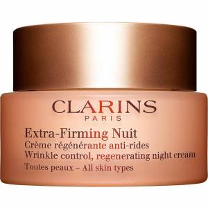 Clarins Köp Clarins Extra-Firming Nuit for All Skin Types, All Skin Types 50 ml Clarins Nattkräm fraktfritt