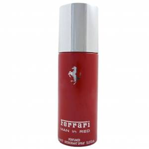 Acer Ferrari Man In Red Deodorant Spray 150ml