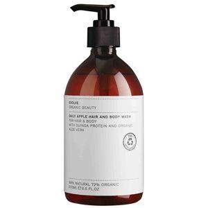 Apple Evolve Beauty Daily Apple Hair And Body Wash 500ml