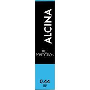 Alcina Hiustenhoito Coloration Color Creme Red Perfection 0.45 Copper Red 60 ml