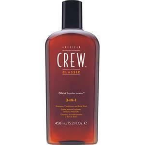 American Crew Hiustenhoito Hair & Body 3 in 1 Conditioner & Body Shampoo 100 ml