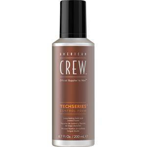 American Crew Hiustenhoito Styling Tech Series Control Foam 200 ml