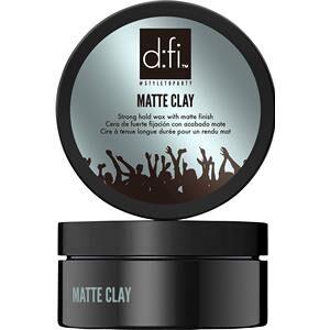 Revlon Professional Hiustenhoito D:FI Matte Clay 75 g