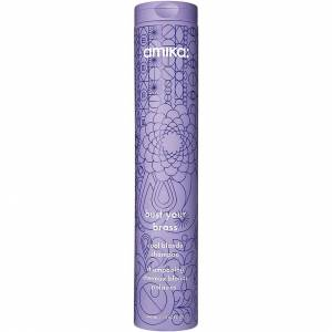 Amika Bust Your Brass Cool Blonde Shampoo - 300 ml