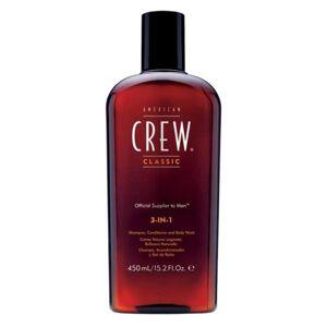 American Crew Classic 3in1 450ml