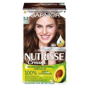 Garnier Nutrisse Cream 5,3 Lys Gyldenbrun