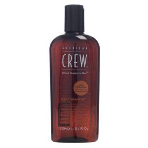 American Crew Daily Shampoo Herre 250ml