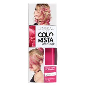 L'Oreal Paris Hårfarge L'Oréal Paris Colorista 2 Weeks Wash Out 15 Hot Pink 80ml