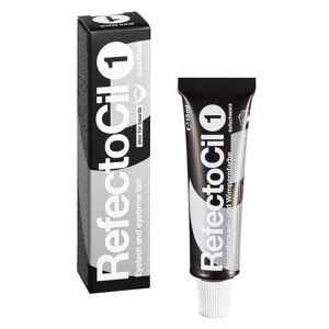 RefectoCil Eyelash & Eyebrow Tint No.1 Pure Black 15ml