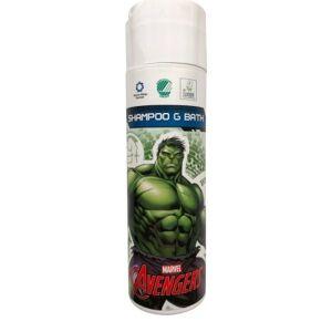 Marvel Hulk Shampoo & Bath 200 ml