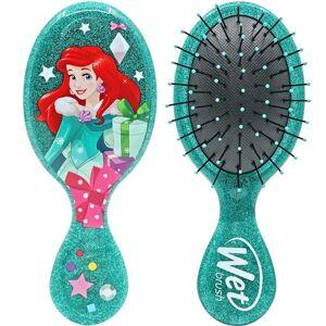 The Wet Brush Disney Glitter Ball Mini Detangler Ariel 1 pcs Hårbørste