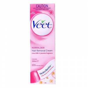 Veet Hair Removal Cream Normal Skin 100 ml Hårfjerning