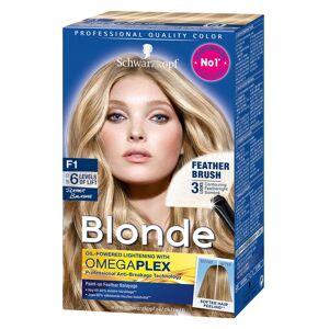 Schwarzkopf Blonde F1 Feather Balayage