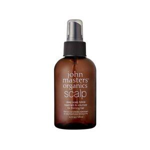 John Masters Organics Deep Scalp Follicle Treatment & Volumizer For Thinning Hair 125ml