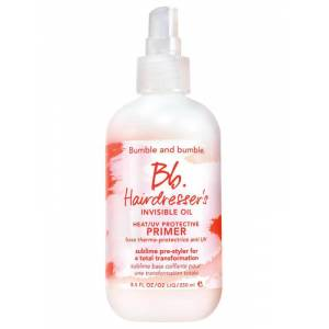 Bumble and Bumble Hairdresser's Invisible Oil Heat/UV Protective Primer (250ml)