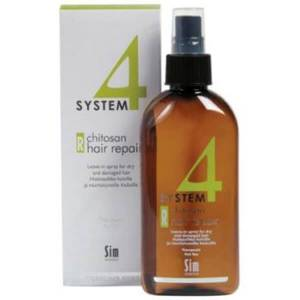 System 4 SIM Sensitive System 4 Chitosan Hair Repair Leave-in-Spray (215ml)