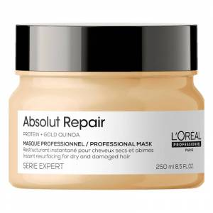 L'Oréal Professionnel Absolut Repair Gold Instant Resurfacing Masque (250ml)