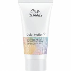 Wella ColorMotion+ Structure+ Mask, 30 ml Wella Hårkur