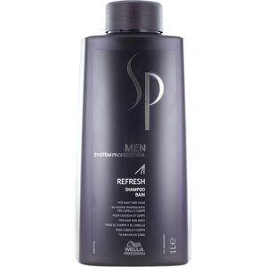 Wella System Professional, SP Men Refreshing Shampoo 1000 ml Wella Shampoo