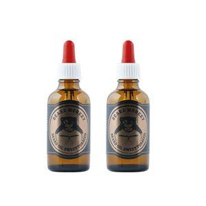 Beard Monkey 2-Pack Beard Monkey Beard Oil Sweet Tobacco 50ml