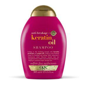 Ogx Keratin Oil Shampo 385ml