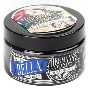 Herman's Professional Herman's Amazing Direct Hair Color Bella Blue 115 ml