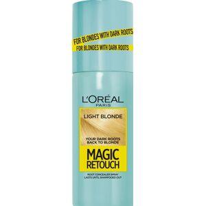 L'Oreal Paris Hårfarge L'Oréal Paris Magic Retouch Light Blonde Spray 75 ml