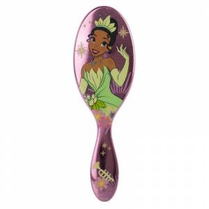 The Wet Brush Wholehearted Disney Princess Original Detangler Tiana Light Purple 1 st Hårborste