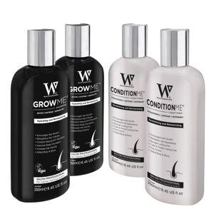 Watermans 2x Shampoo & 2x Conditioner Hair Growth Set (Typ Av Köp: En Gång (Ej Prenumeration))