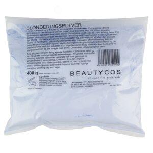 by BEAUTYCOS Pulver til Blondering - Afblegning - Reflekser 400 g