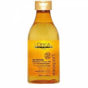 Loreal Professionnel Loreal Nutrifier Glycerol + Coco Oil Shampoo 250ml