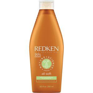 Redken Köp Nature + Science All Soft Conditioner,  250 ml Redken Conditioner - Balsam fraktfritt