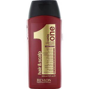 Uniq One Köp Uniq One All in One Conditioning Shampoo,  300ml Uniq One Shampoo fraktfritt