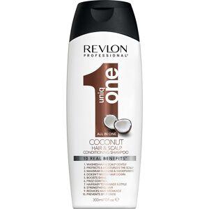Uniq One Köp Uniq One All in One Conditioning Coconut Shampoo,  300ml Uniq One Shampoo fraktfritt