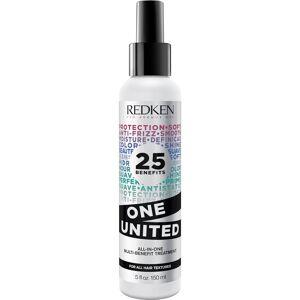 Redken Köp Redken 25 benefits One United All In One Multi-Benefit Hair Treatment,  150ml Redken Vårdande produkter fraktfritt