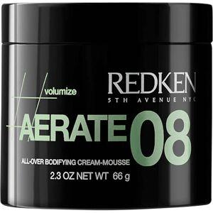 Redken Köp Redken Volume Aerate 08 All-Over Bodifying Cream-Mousse,  125ml Redken Stylingcreme fraktfritt