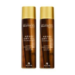 Alterna Bamboo Smooth Kendi Dry Oil Micromist Duo 2x170ml