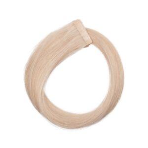 Rapunzel® Äkta löshår Quick & Easy Premium Rakt 10.8 Light Blonde 30 cm