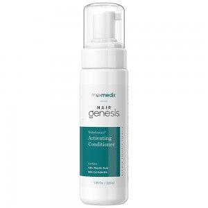 maxmedix HairGenesis TrichoCeutical Activating Conditioner - Balsam för tunt hår & mot håravfall hos både kvinnor & män - Ger glans & återfuktning