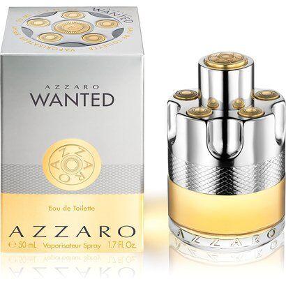 Azzaro Perfume Masculino Wanted EDT 50ml - Masculino